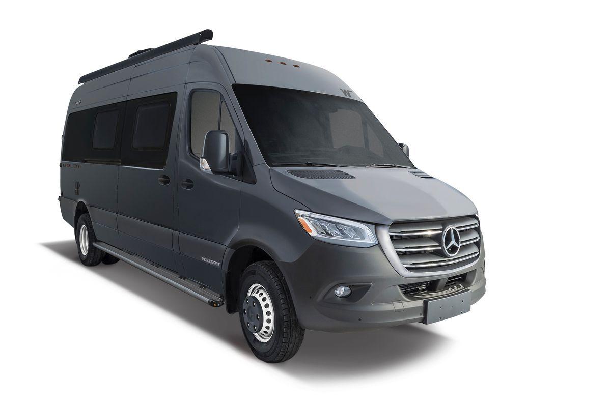 Winnebago S New Camper Van Is Prepped For Off Grid Adventure