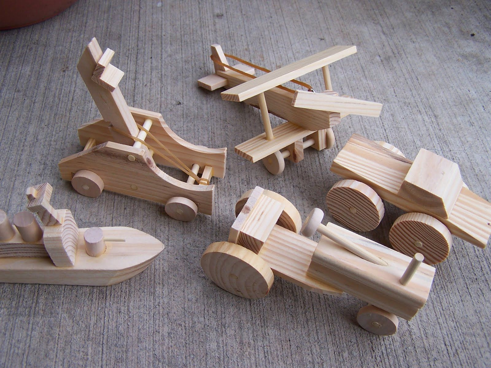 toymaker press | fun to make wood toy making plans & how