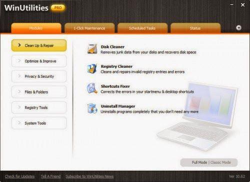 laptop cleaner app free download