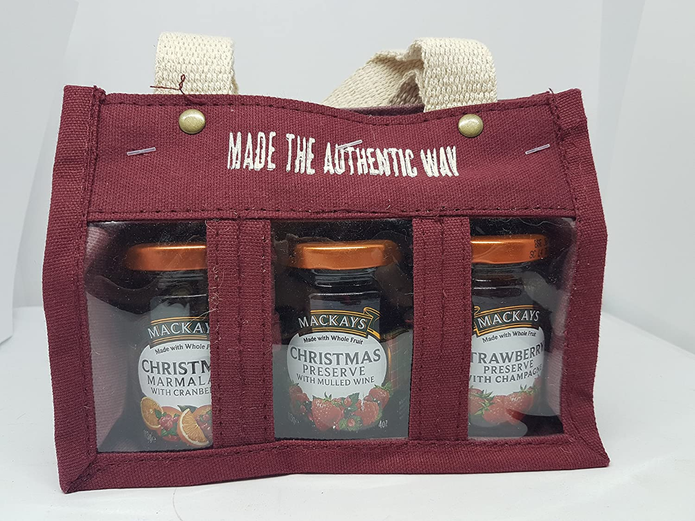 Mackays Christmas Hamper Bag Amazon.co.uk Grocery in
