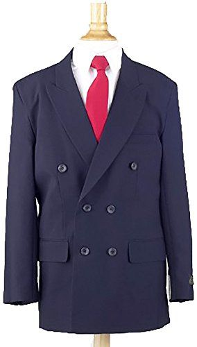 e97bf8f0315d New Era Factory Outlet New Boys Double Breasted (DB) Navy Blue Dress Suit,  Sizes 8 to 20