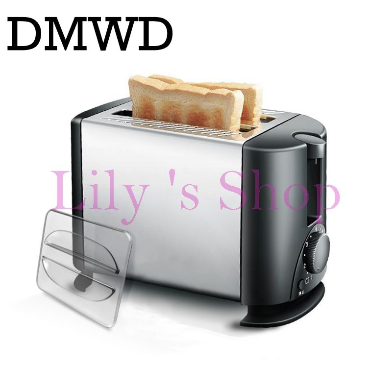 2f249f68b1b Compare Discount Household Baking breakfast maker electrical toaster Cooker bread  Breakfast baking Machine 2 slices pieces