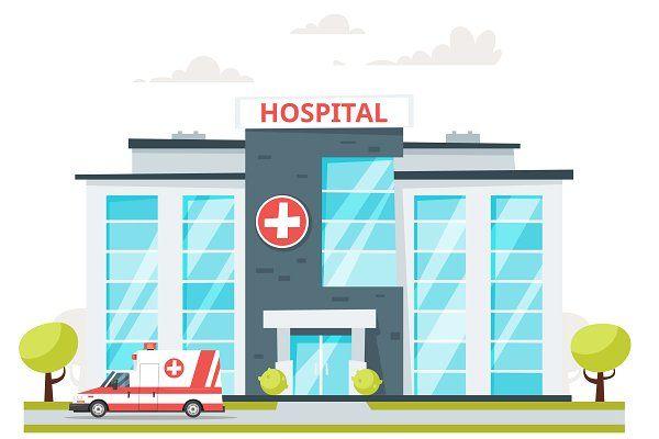 krankenhaus - Kostenlose medizinisch Icons