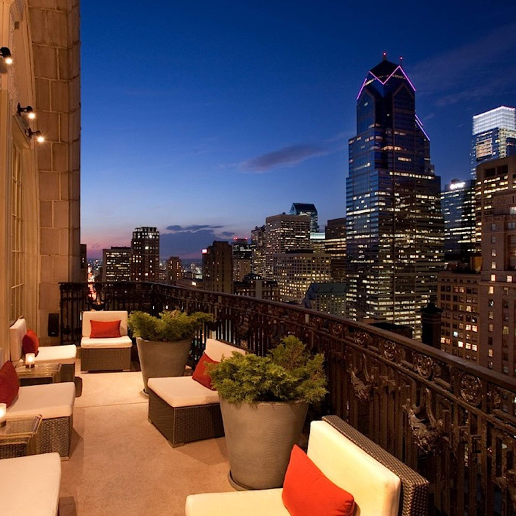 The Best Rooftop Bars in Philly | Bars in philly ...