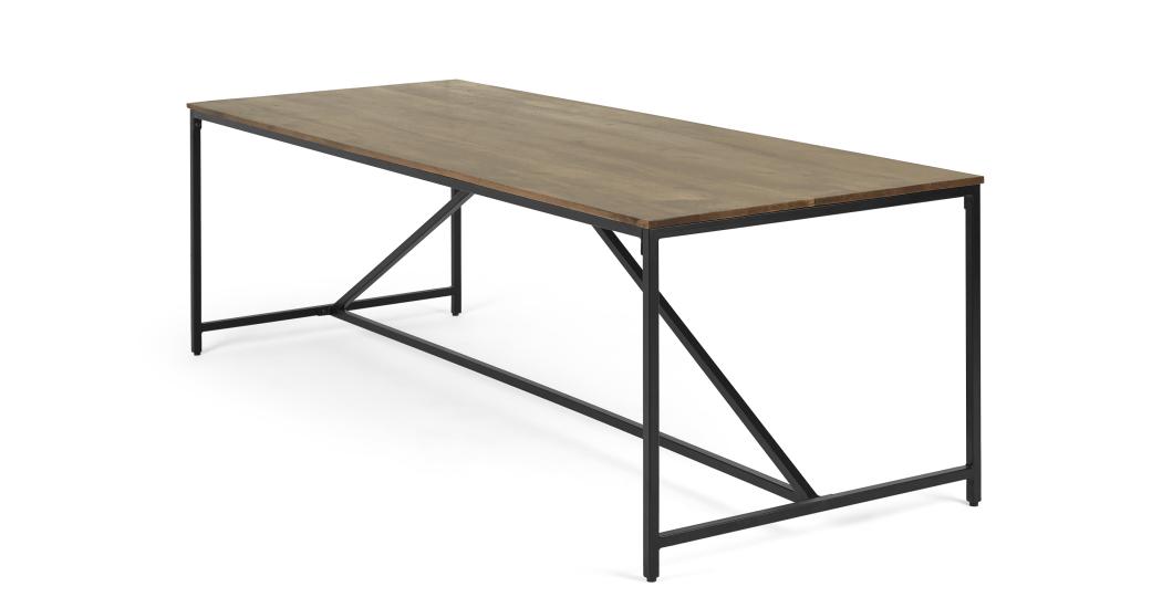 dining table mango wood