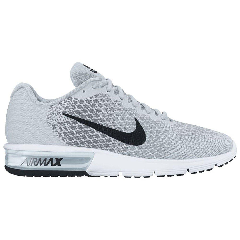 Running Shoes | Nike Air Max Sequent 2 BlackDark GreyWolf