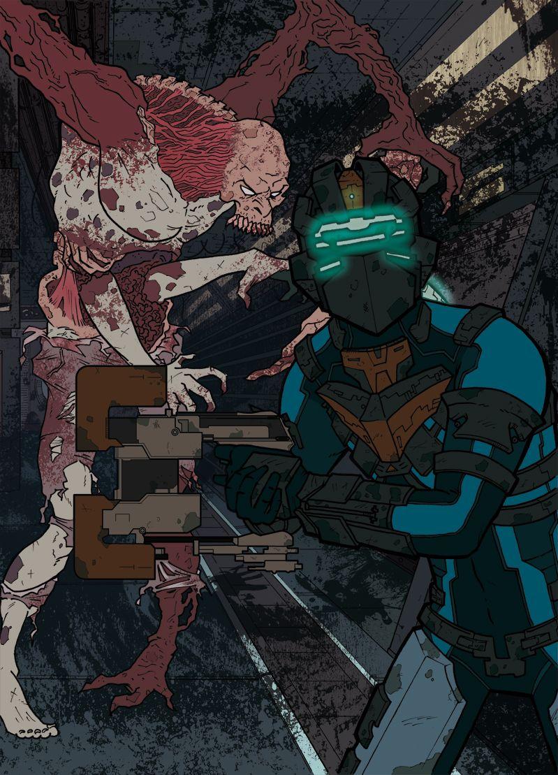 192 Best Dead Space Images Dead Space Dead Marker Art