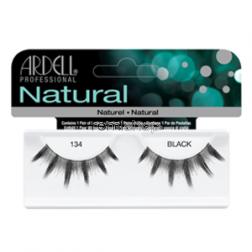 ec5fbbb5c45 Ardell Natural 134 - Color Black - Strip Natural Style Eyelashes ...