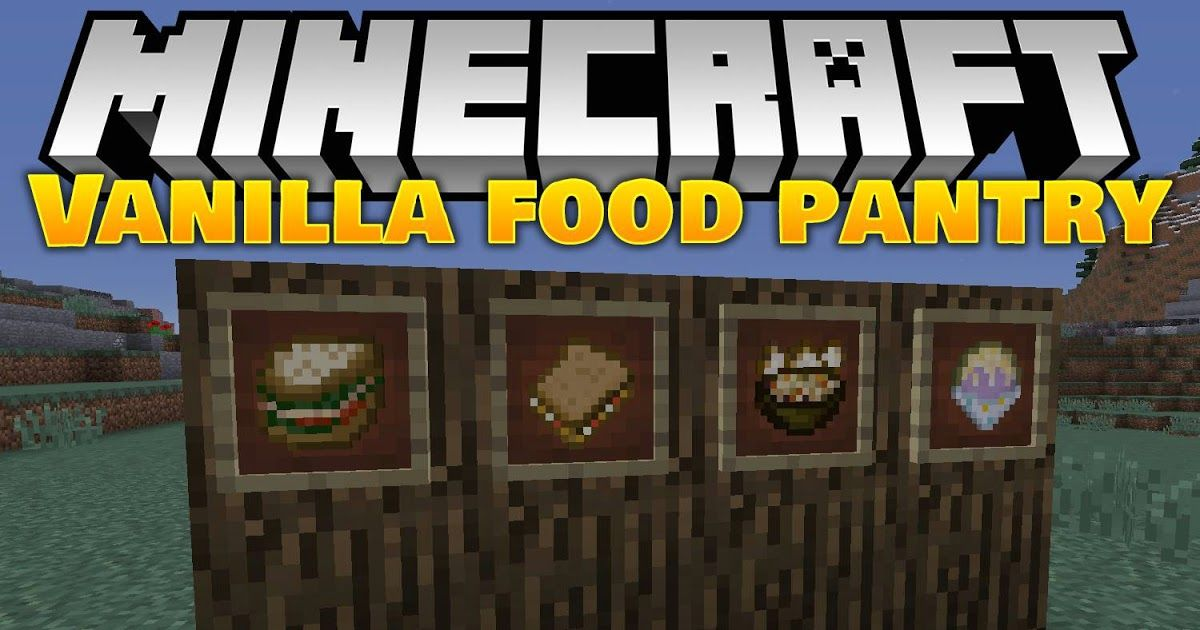 Vanillafoodpantry Mod 11441122 Vfp For Short Adds New