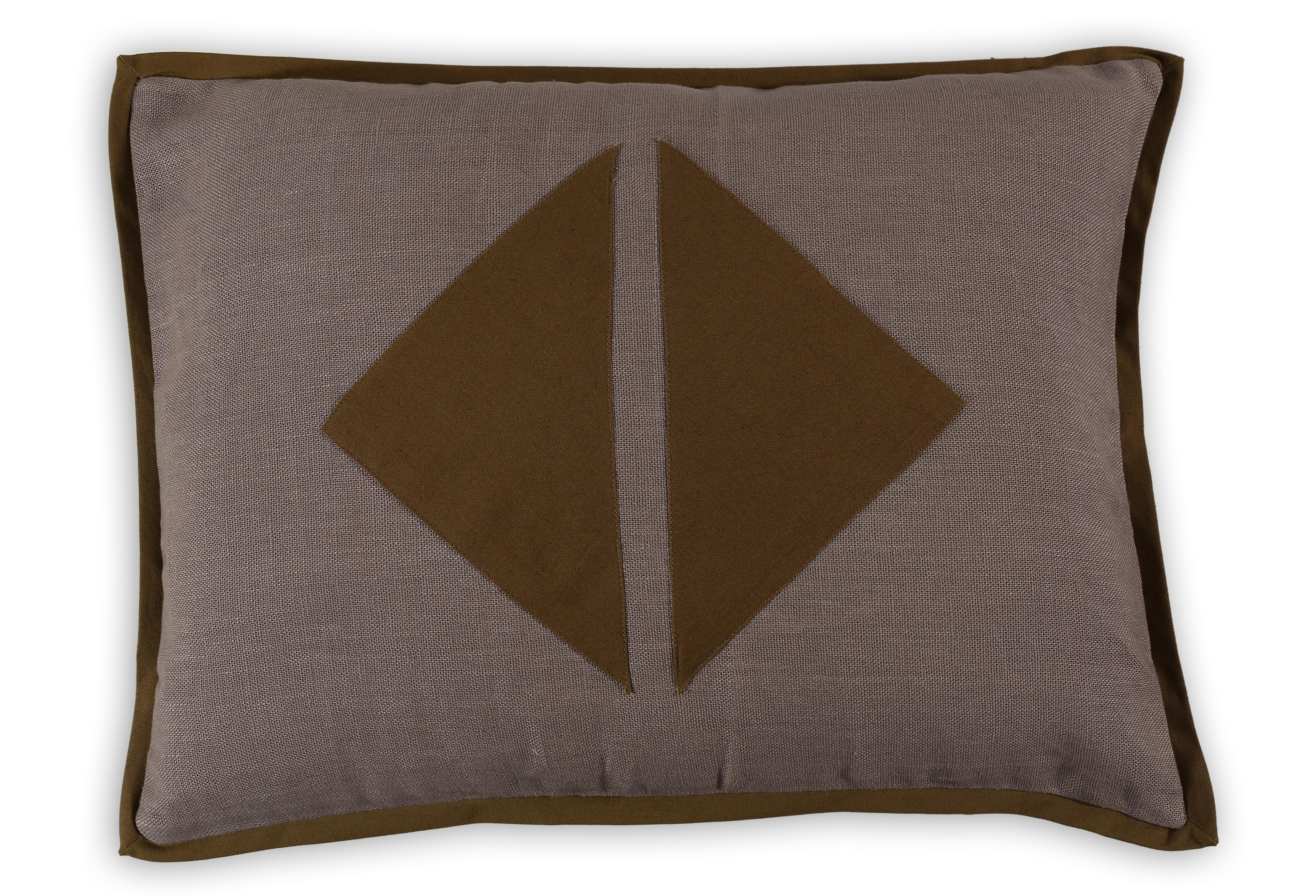 24X24 Pillow Insert Extraordinary Sku 441110 Roscoff Pillow Linencotton Blend 24X24 Inches Feather Design Decoration