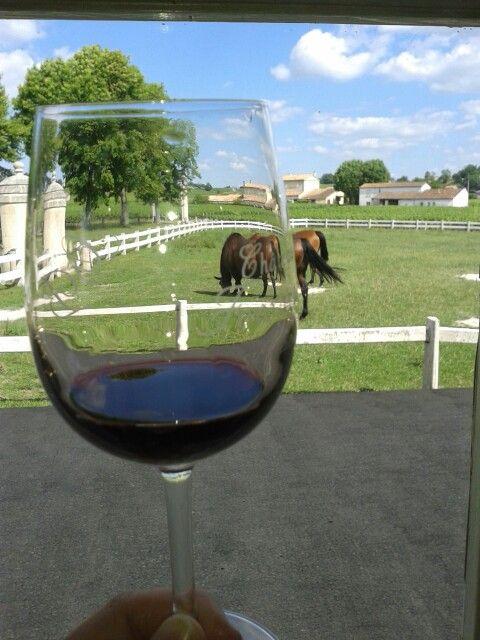 Sur le vin
