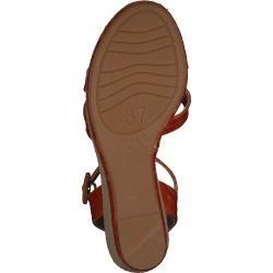 Unisa Espadrilles Montea Orange Damen Unisa #pursesandbags