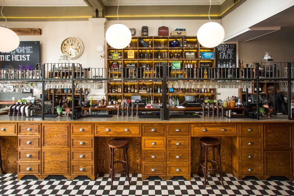Restaurant Bar Design Awards Shortlist 2015 Pub UK