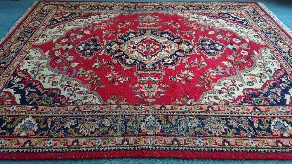 Perzisch Tapijt Marktplaats : ≥ handgeknoopt perzisch wol vloerkleed tapijt tabriz 255x336cm