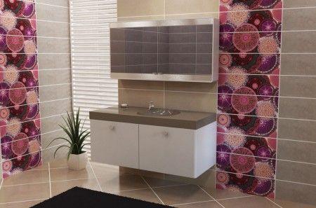 سيراميك كليوباترا للشقق والحمامات والمطابخ ميكساتك Printed Shower Curtain Shower Curtain Shower