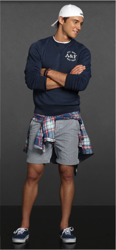 Put a preppy spin on 90 s grunge with this Abercrombie look.  90s ... 52c426120bc4