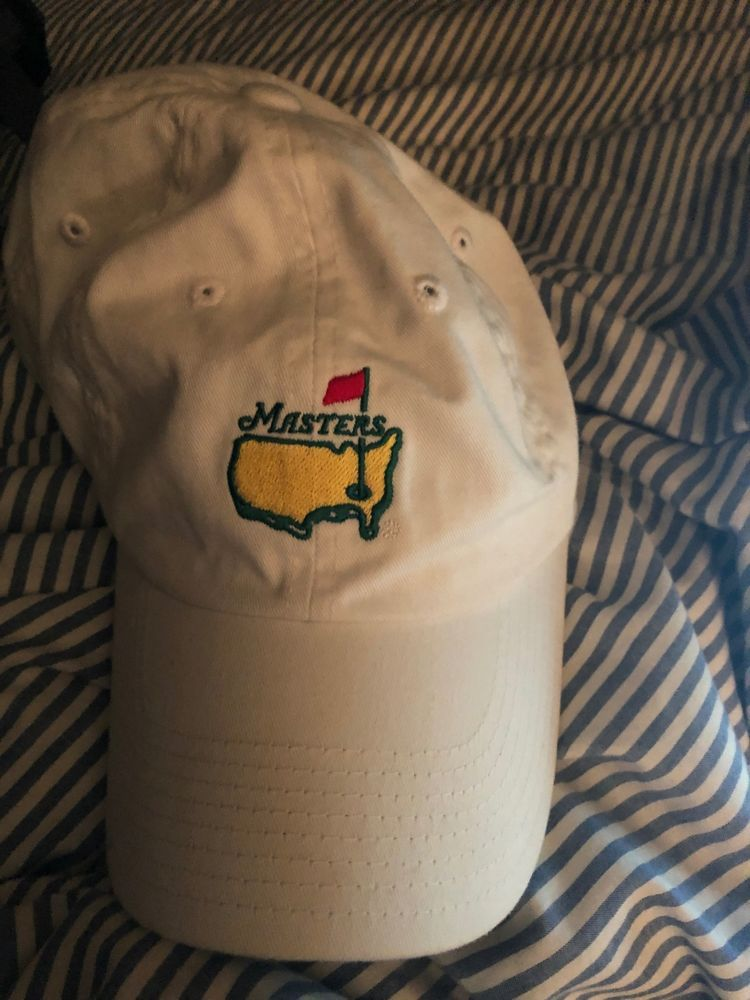 a69b7e8268f Augusta National Masters Golf Hat Cap Adjustable Hat  fashion  clothing   shoes  accessories