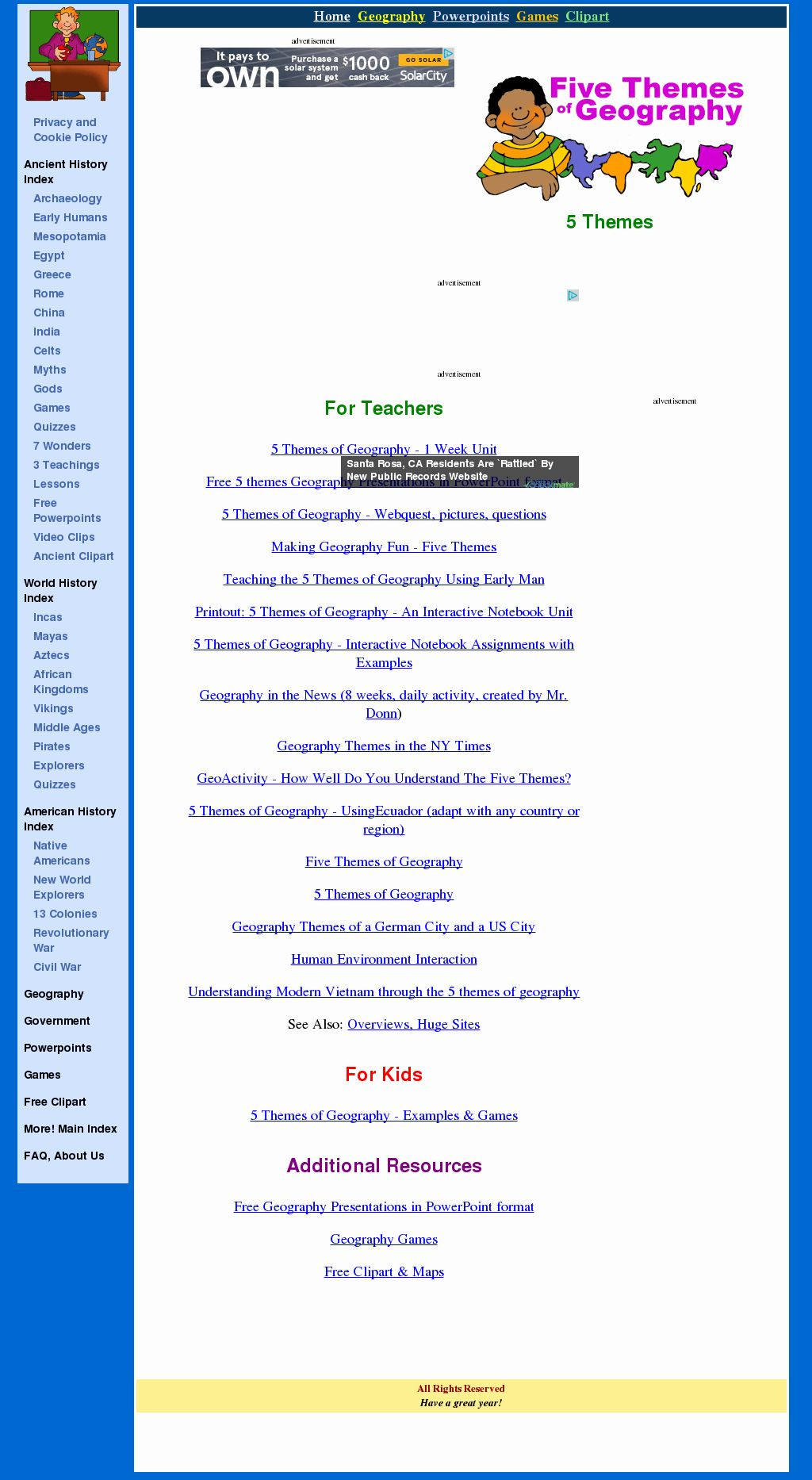 5 Themes Of Geography Worksheet Fresh 5 Themes Of