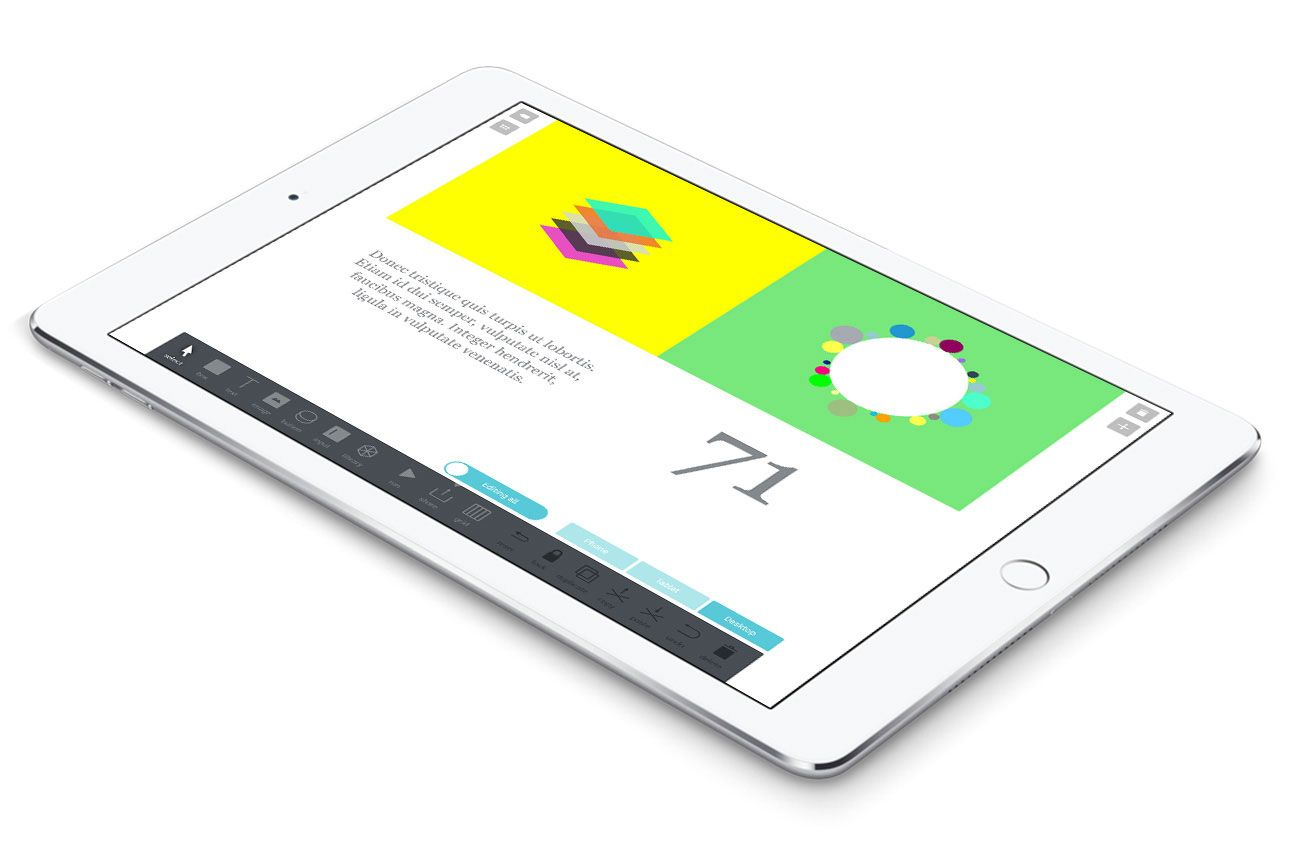 Weld.io | Mockup-Tools | Pinterest | Interaction design, Mockup and iPad