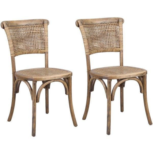 Getting Some Rattan Dining Chairs With Images Rattan Dining