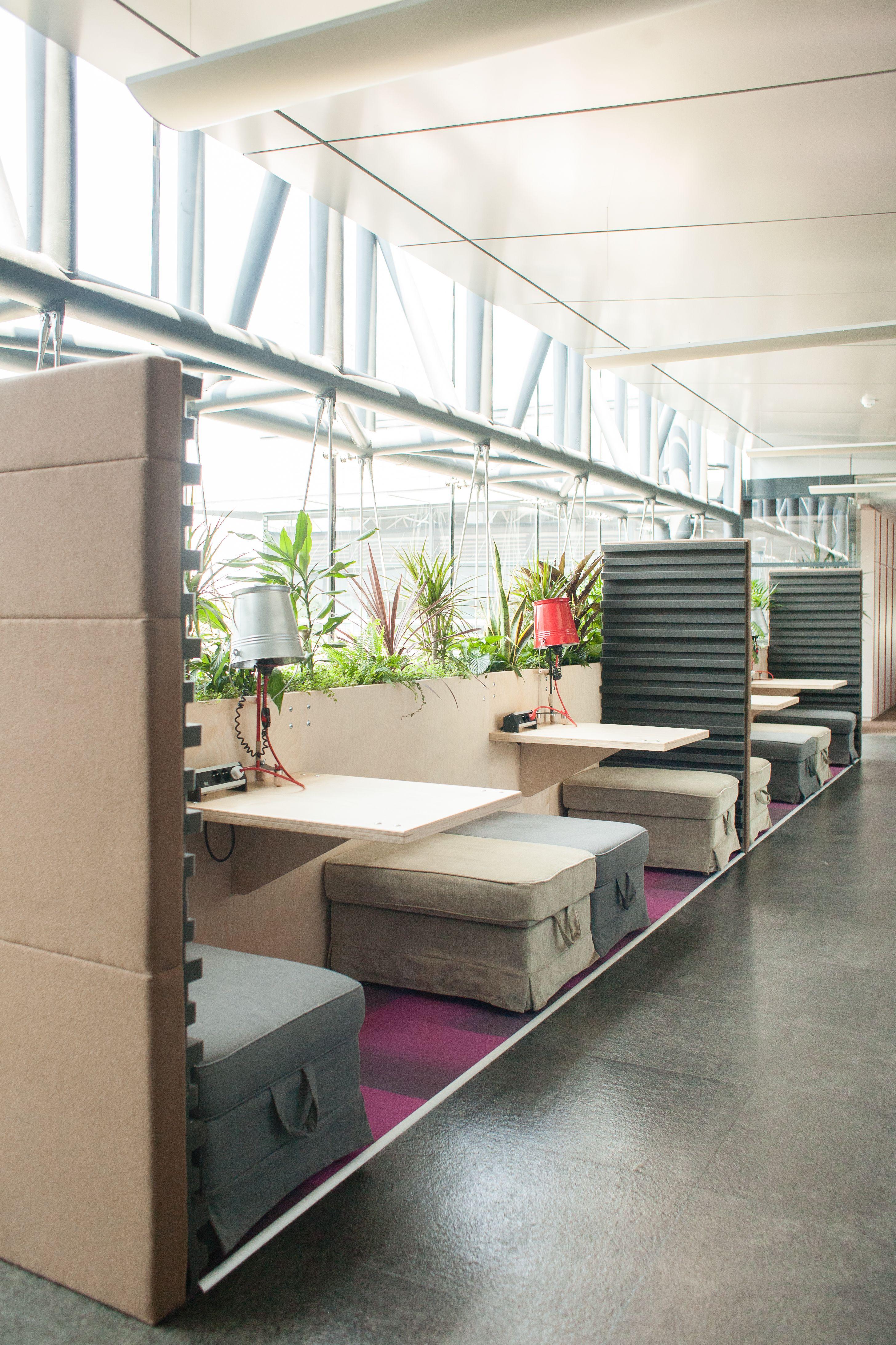 unilever main office. Image 23: Unilever Informal Area, #office #interior #design #bucharest Main Office I