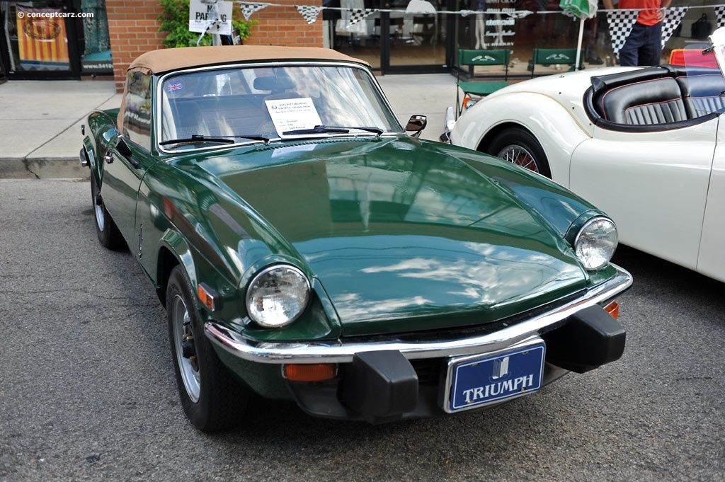 GT6-Powered 1969 Triumph Spitfire | Bring a Trailer | Old Brits ...