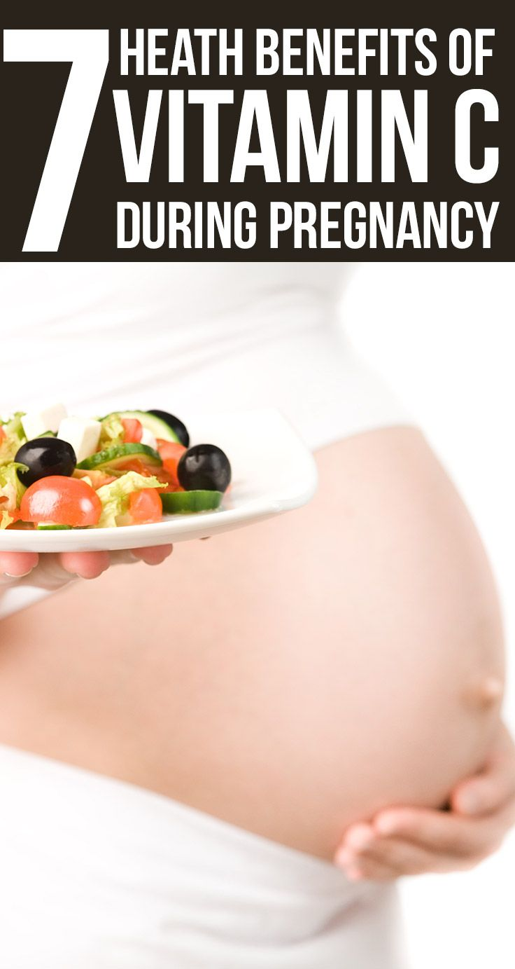 How Much Vitamin C is Safe During Pregnancy
