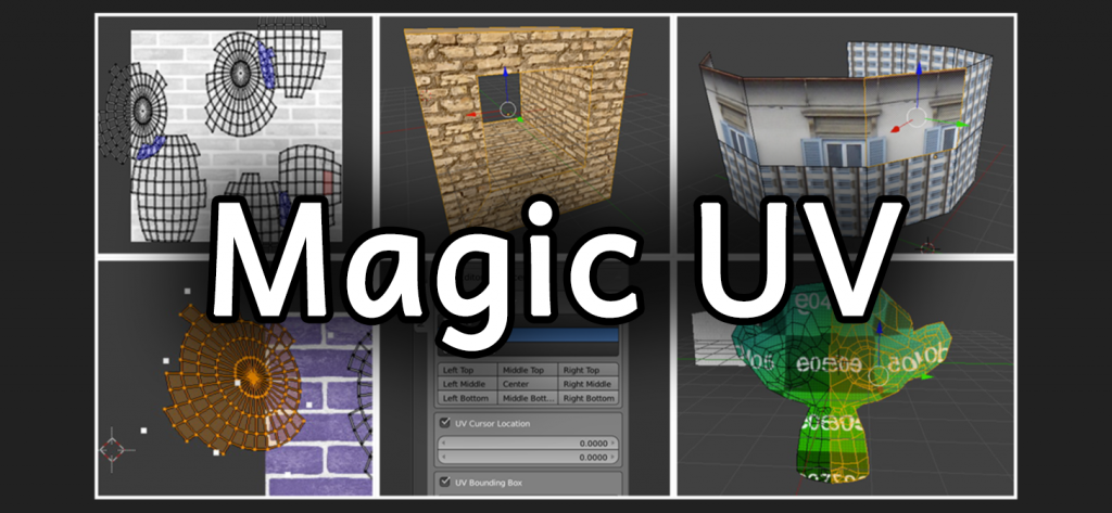 Magic UV v5 0 Released | 3D | Blender tutorial, Blender 3d