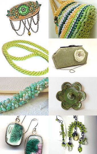 THERE'S A FROG IN THE ROOM! by Donna Allen on Etsy--Pinned with TreasuryPin.com