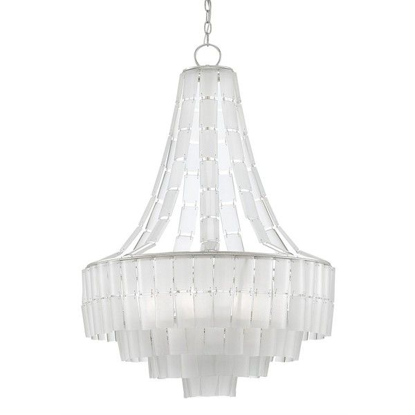 currey and company lighting fixtures. Currey And Company Vintner Blanc Chandelier (3,250 CAD) ❤ Liked On Polyvore  Featuring Home Currey Company Lighting Fixtures