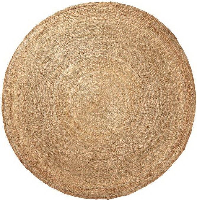 ASTRO scelta misura e colore in juta naturale tappeto