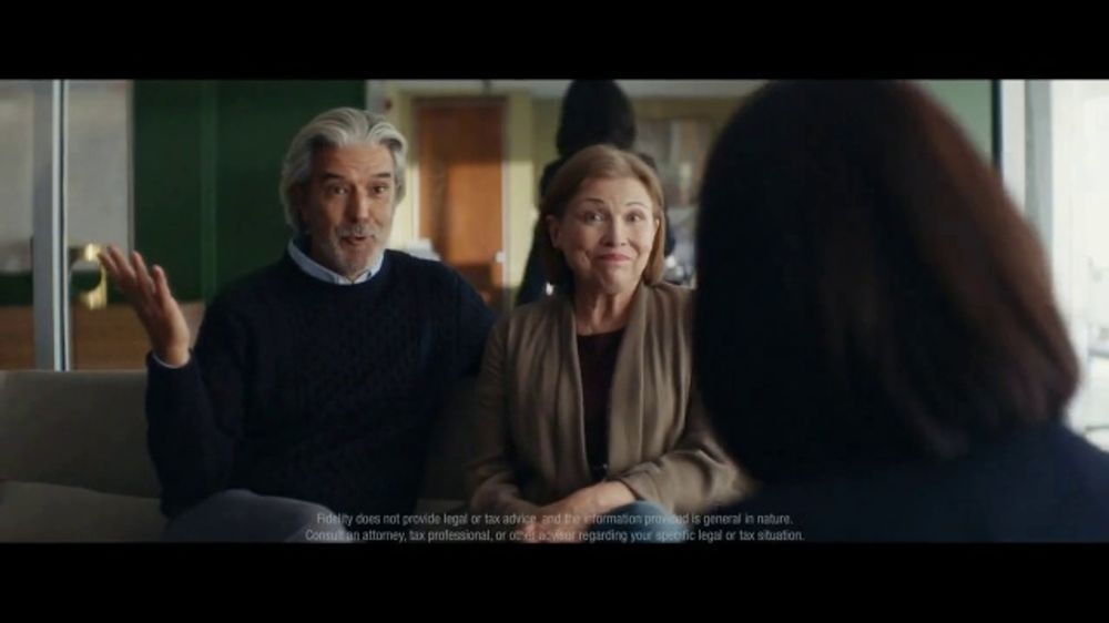 An Older Couple Meets With Their Financial Adviser And Tells Her That They Ve Changed Their Plans Their Daughter Tears For Fears Short Film How To Have Twins
