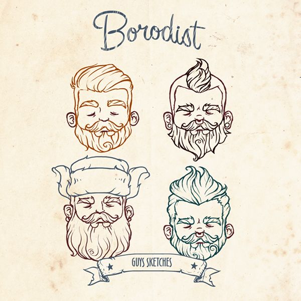 Borodist Designs on Behance