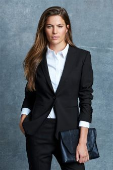 Black Premium Jacket | Sixth Form Clothes Ideas | Pinterest ...