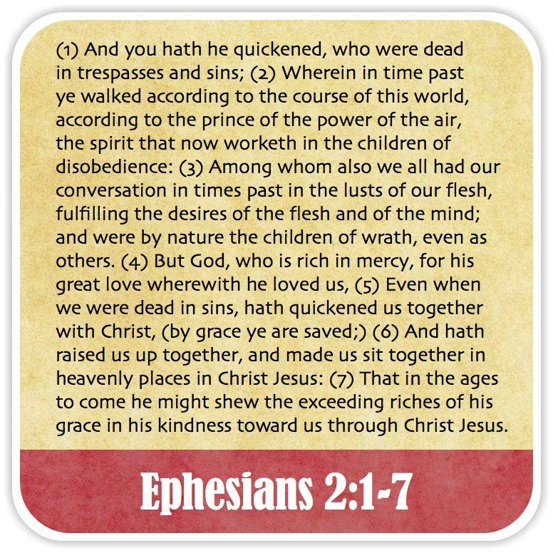 Image result for ephesians 2:1-7