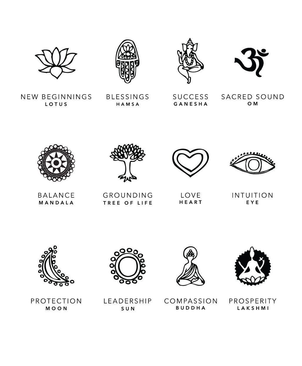 Symbols  Symbols  Satya Jewelry