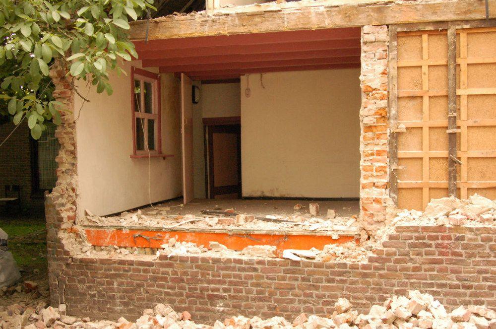 Ouvrir un mur porteur Construction - prix casser mur porteur