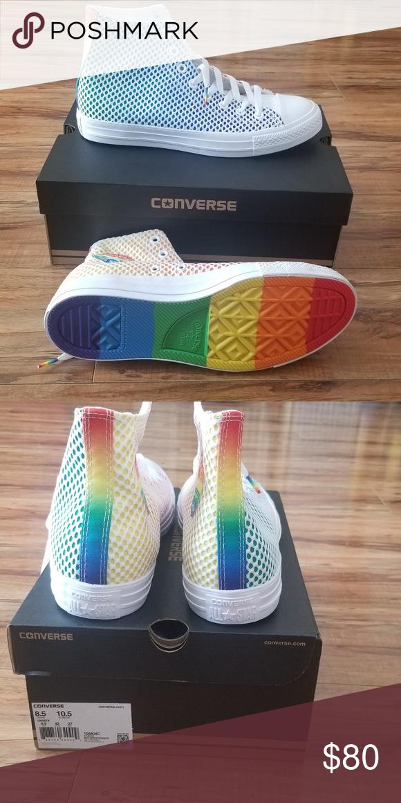 Limited Edition Converse Chuck Pride