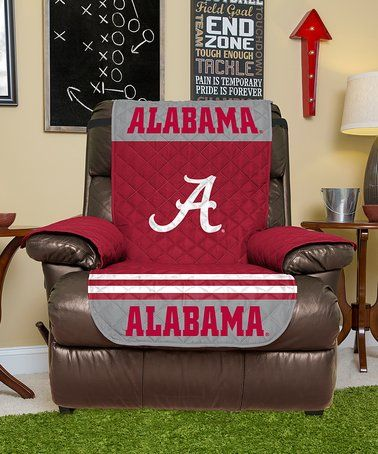 Outstanding Loving This Alabama Crimson Tide Reversible Recliner Gmtry Best Dining Table And Chair Ideas Images Gmtryco