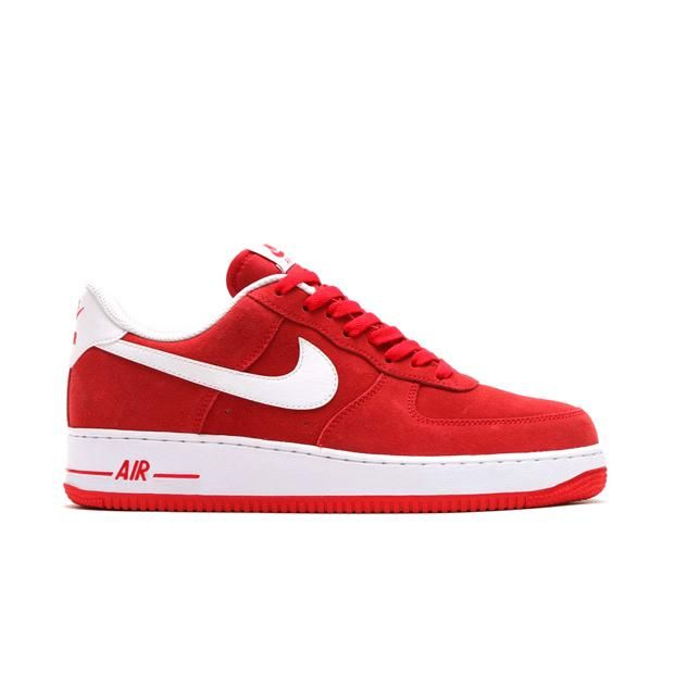 Red nike shoes, Nike air