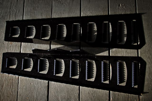 Photo- Matthew Mallory Feet Hookers Running Boards