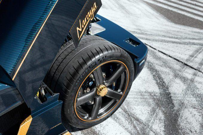 "Koenigsegg Agera RS ""Naraya"""