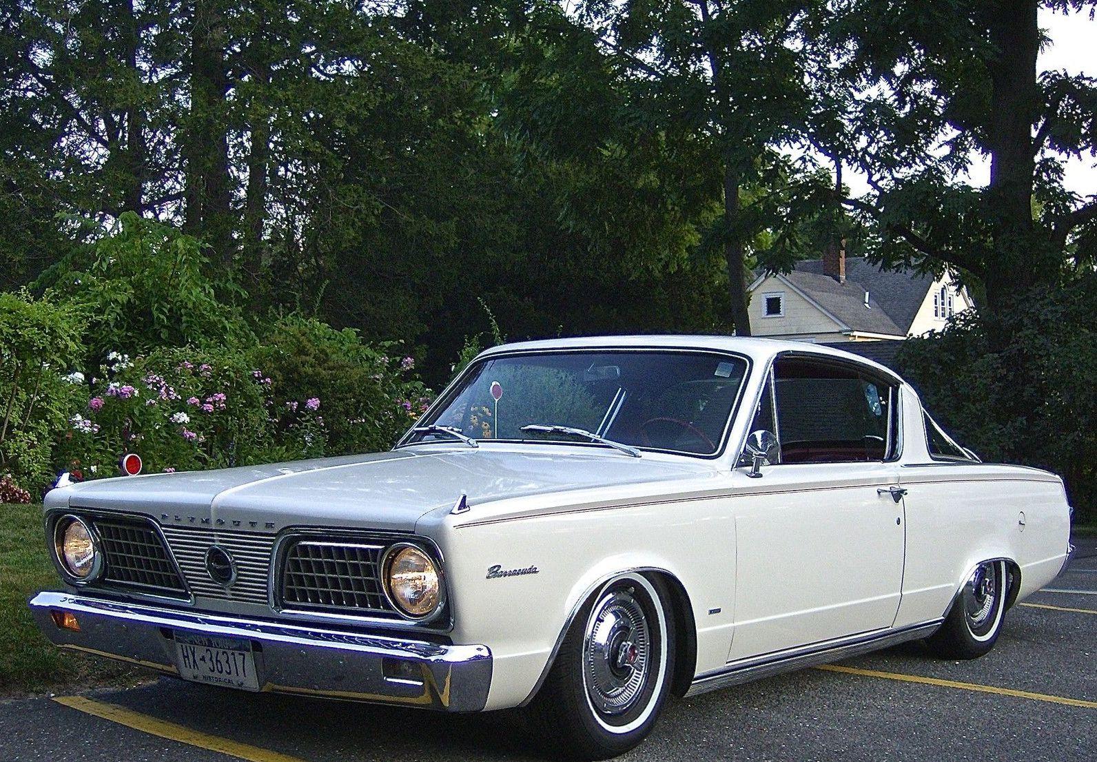 1966 Plymouth Barracuda Fastback Commando V8 | Welcome to