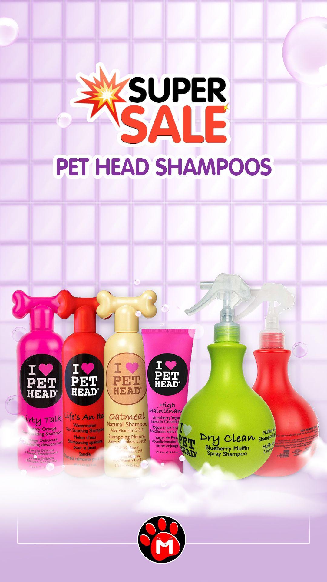 Super Sale On Pet Head Shampoo Head Shampoo Dog Shampoo Dog Skin Care