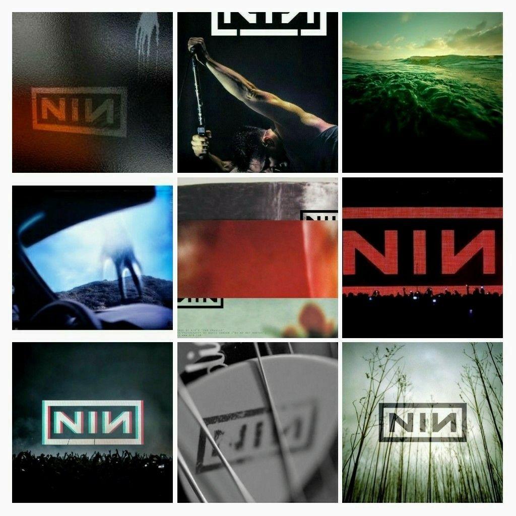 some of my favorite N.I.N. ALBUM ART WORK.... #NINEINCHNAILS | NINE ...