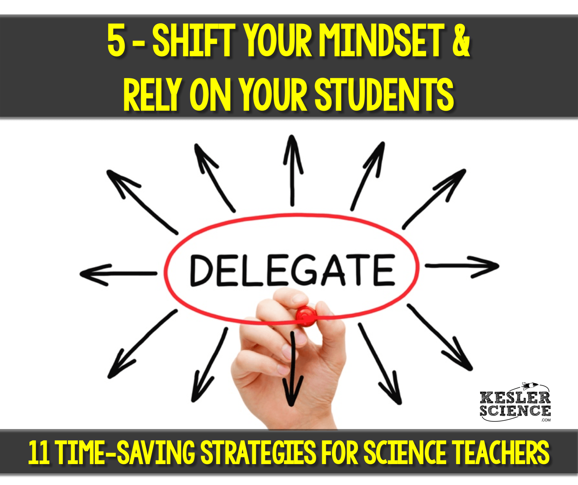 11 TimeSaving Strategies for Science Teachers Content