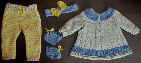 Strickanleitung für Puppenkleider - Ein Outfit speziell für Ihre ...