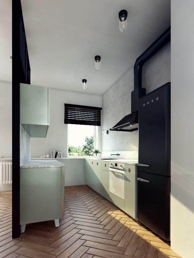 Projekt Green Mokotów – Apartament na wynajem, 67m2 - BOHO ...