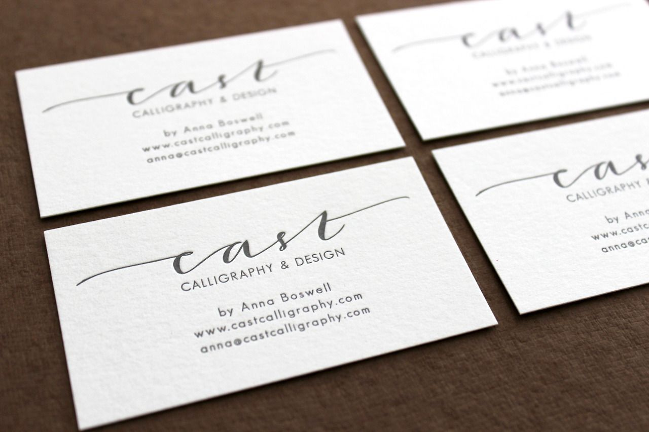 New Business Cards So Excited To Have These Printed By Local