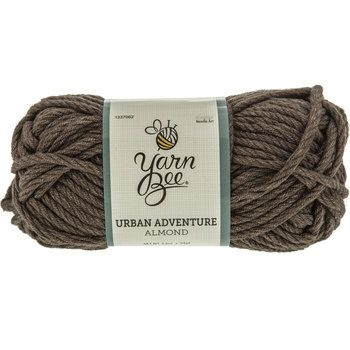 Almond Yarn Bee Urban Adventure Yarn | Yarns | Pinterest | Yarn ...